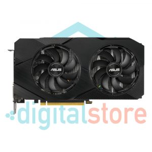 digital-store-TARJETA GRAFICA ASUS DUAL GEFORCE GTX 1660 TI 6GB GDDR6 EVO-(PCIE 3