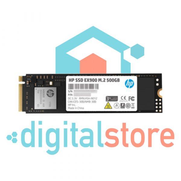 digital-store-medellin-Disco Solido HP 500GB SSD EX900 M