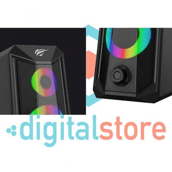 digital-store-medellin-Parlantes Iluminación RGB Para Pc Havit SK202 Plug 3 (3)